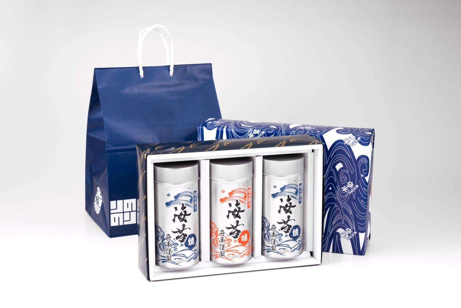 旬の香り【大缶】3本ギフトセット